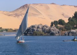 Aswan Nile Cruise Felluca Kayik Tekne Gezi Trip Boat Tour Nubian Village Crocodile Nubi language people kind honest