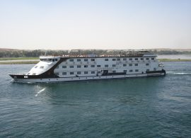 Nile Cruise Excursion Tour Floating Hotel Luxury Food Accommodation