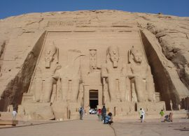 Abu Simbel Abu Sumbul Temple Aswan Luxor Nile Cruise Tour Excursion History Egypt Egyptology