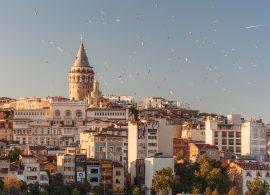 Galata Kulesi Tower Istanbul Bosphorus