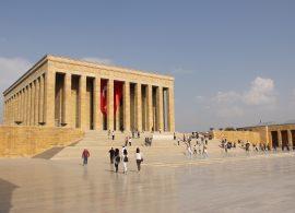 Ankara Anitkabir Ataturk Turkiye Turkey Visit Tour Excursion