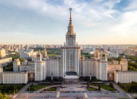 Moscow Russia Moskova Russia