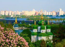 Kiev Ukraine Love Trip Kyiv