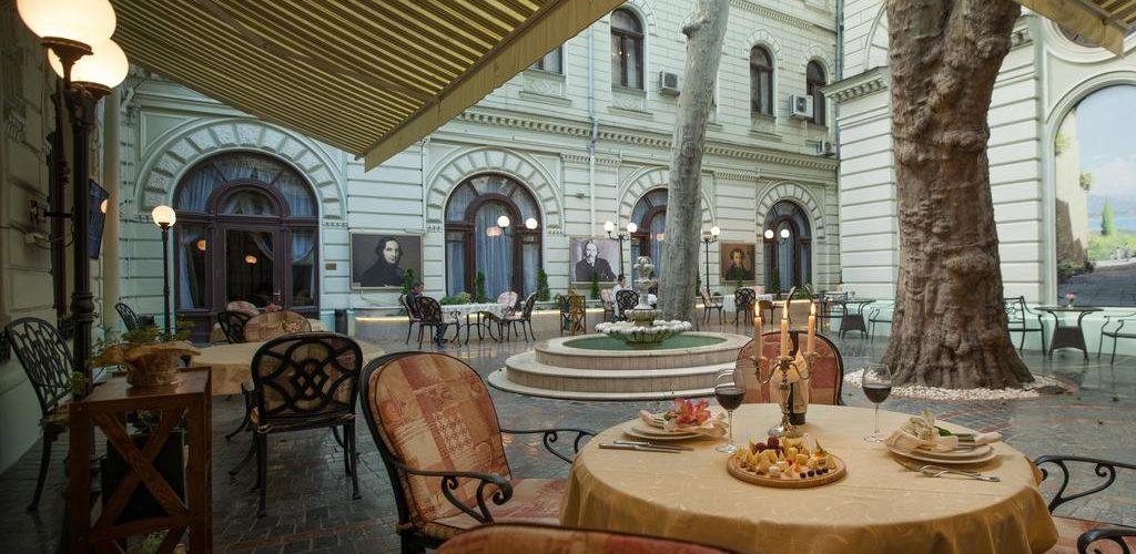 Hotel Odessa Londonskaia