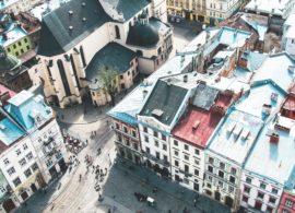 Lviv Lvov Ukraine History