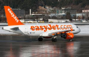 Easyjet Airline Aircraft Airbus Airport Low Cost