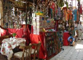 khan al khalili Bazaar Famous Cairo Egypt